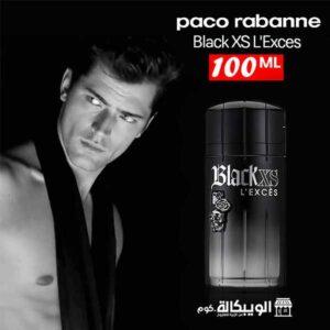 عطر بلاك إكس إس ليكسى | Black XS L'EXCÈS Paco Rabanne