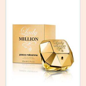 عطر ليدي مليون من باكو ربان للنساء | Lady Million