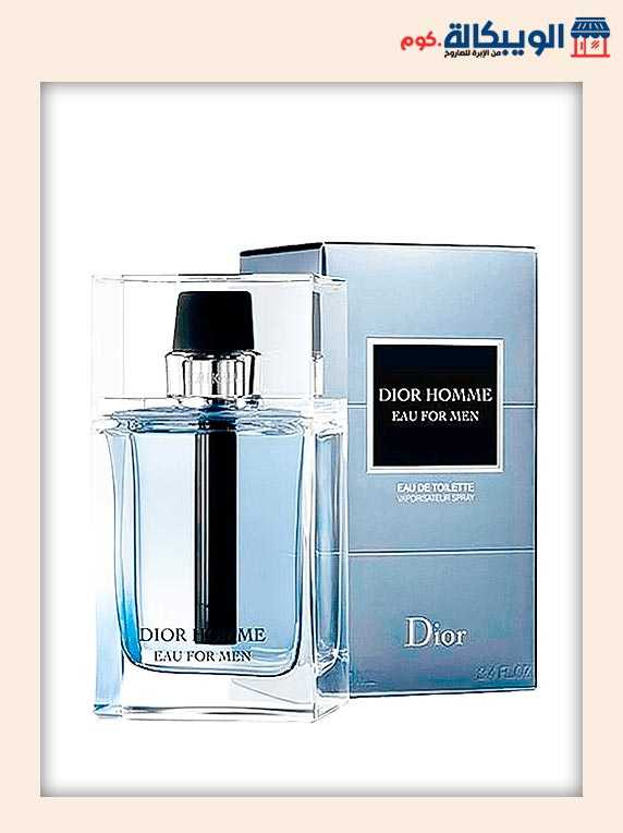 9727ac45f عطر ديور اوم للرجال - اجذب اليك الانتباه - Dior Homme Eau for Men ...
