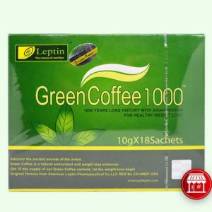 القهوه الخضراء للتخسيس بتركيز اعلى | Green Coffee 1000