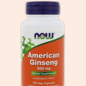 حبوب الجنسنج الامريكي 1000 | American Ginseng