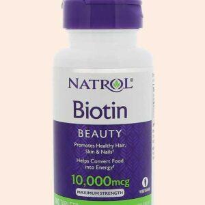 حبوب بيوتين 10000 | Biotin Natrol