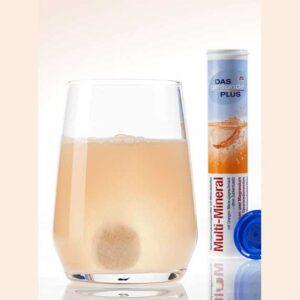 فيتامين فوار المعادن المتعددة | Multi mineral effervescent tablets