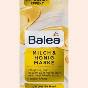 ماسك اللبن والعسل للوجه | Balea Mask Milk And Honey