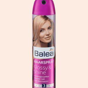 سبراي مثبت شعر من باليا | Glossy Hair Spray & Shine