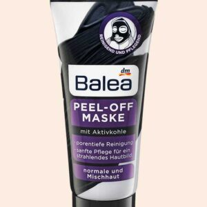 ماسك الفحم للوجه Balea Peel-off mask