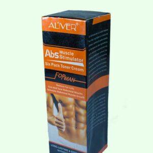 كريم تقوية عضلات البطن | Abs muscles stimulator