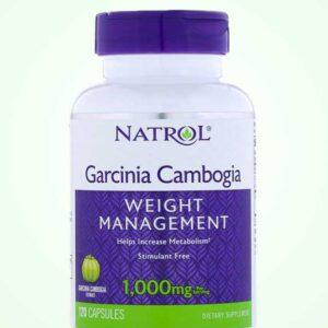 كبسولات جارسينيا كامبوجيا 120 كبسولة | Natrol