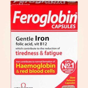 فيتامين فيروجلوبين ب12 | Feroglobin B12