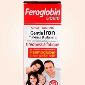 فيروجلوبين شراب للاطفال