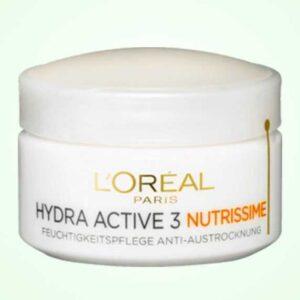 كريم لوريال باريس هيدرا اكتف | Day cream Hydra Active 3 Nutrissime