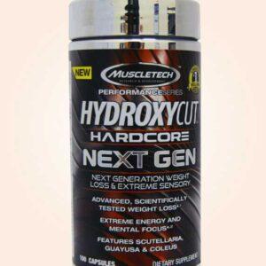 حبوب هيدروكسي كت الامريكية للتخسيس وتنشيط الطاقة 100 كبسولة – Hydroxycut