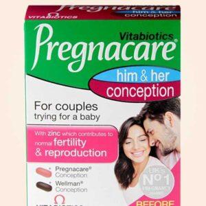 فيتامين بريجناكير قبل الحمل