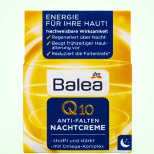 كريم الليل Q10 المضادة للتجاعيد | Night cream Q10 anti-wrinkle