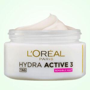 كريم لوريال للتفتيح النهاري هيدرا أكتيف 3 | Day Cream Hydra Active 3