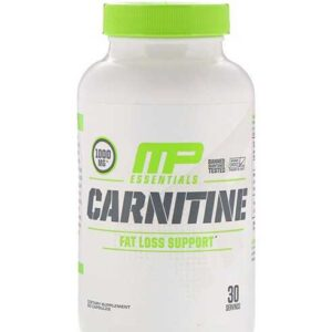 كبسولات ال كارنتين للتخسيس للرياضيين | MusclePharm Carnitine