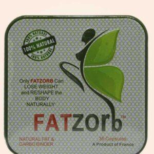 حبوب فات زورب للتخسيس وحرق الدهون 36 كبسولة | FatZorb
