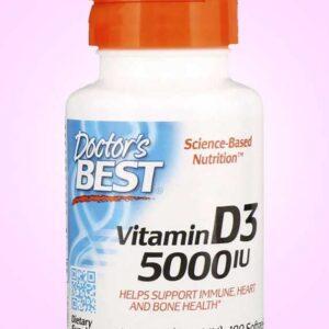 حبوب فيتامين د3 5000