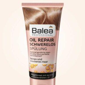 شامبو وبلسم باليا للعناية بالشعر 200 مل | Balea Oil Repair Weightless