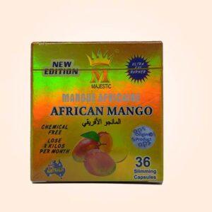 المانجو الافريقي للتخسيس 36 كبسوله | African Mango