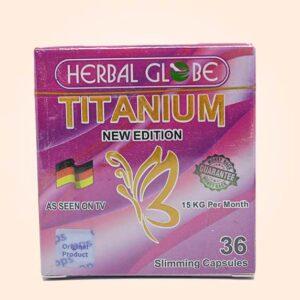 كبسولات تيتانيوم للتخسيس | TITANUIUM