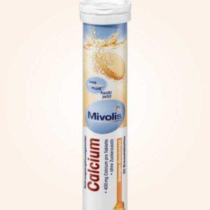 اقراص الكالسيوم الفوارة