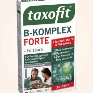 اقراص فيتامين ب المركب | Vitamin B complex tablets