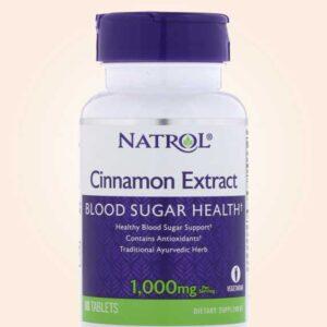 اقراص مستخلص القرفة | Cinnamon Extract tablets