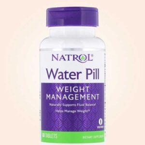 حبوب water pill للتخسيس | Natrol