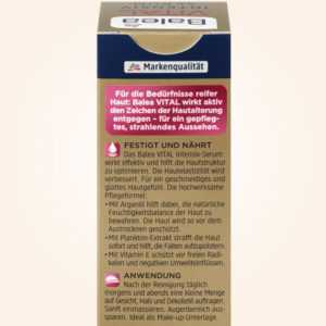 سيروم للبشره الحيوية | Serum VITAL Intensive