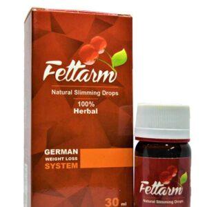 نقط فيتارم للتخسيس الجديد | Fettarm drops
