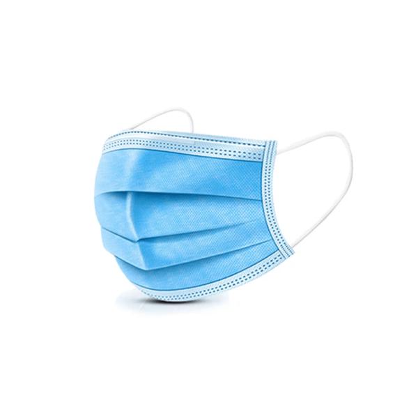 علبة كمامات طبية للوجة للحماية والوقاية من الجراثيم والفيروسات