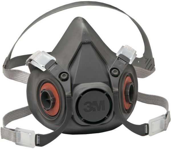 3ام كمامة للوجة للحماية والوقاية من الغازات والجراثيم