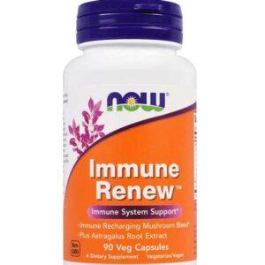 كبسولات تجديد المناعة | immune renew capsules