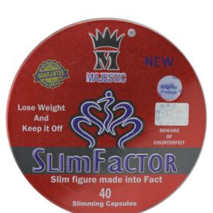 دواء سليم فاكتور للتخسيس | SlimFactor Capsules