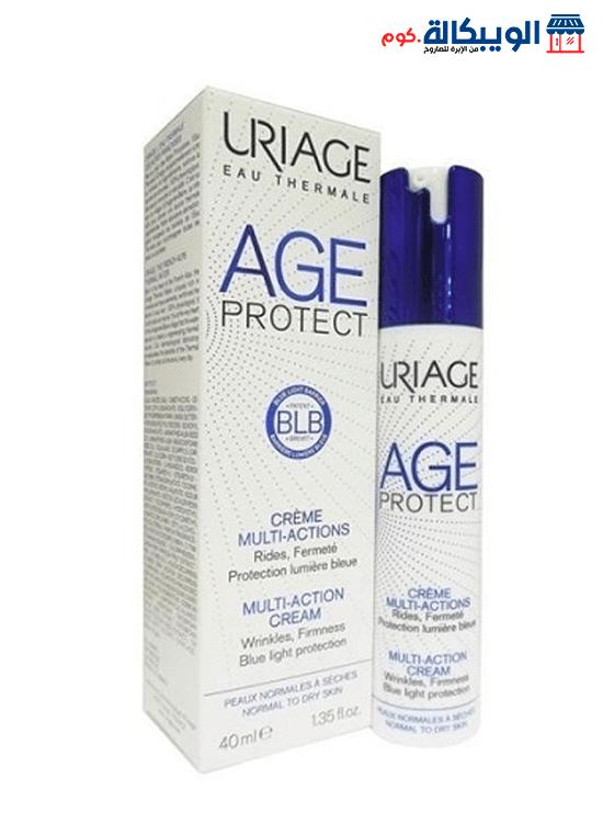 كريم يورياج للتجاعيد والحفاظ على شباب البشرة | Age Protect Multi-Action Cream