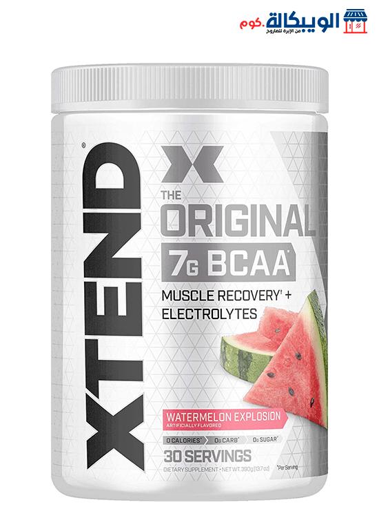 Xtend أفضل BCAA للتنشيف