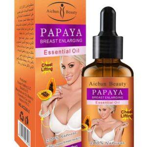 زيت البابايا لتكبير الثدي Papaya Breast Essential