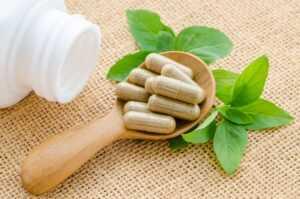 تتكون كبسولات اكستريم سليم من مواد طبيعية